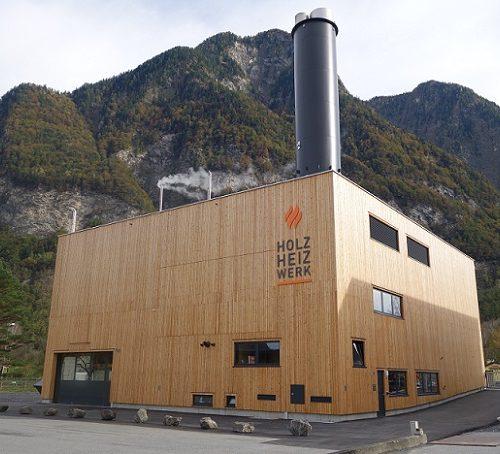 Planung und Errichtung einer 4.000 kW Biomassedampfkesselanlage